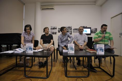 Olja Stošić, Saša Ćirić, Slobodan Bubnjević, Filip Švarm, Ivan Radosavljević